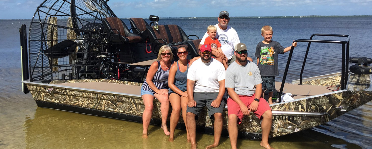 Best Gulf coast airboat charters in Largo | Best Airboat